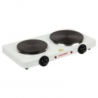 GG567 Electric Countertop Boiling Rings Double