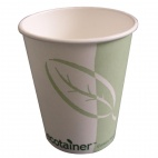 CB607 Biodegradable Hot Cup