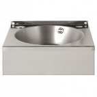 BasiX WS4-D Hand Wash Basin With Dome Head Taps