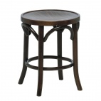 DL462 Bentwood Low Pub Stool (Pack of 2)