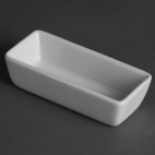 U182 Rectangular Minature Dish