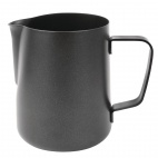 Black Non-Stick Milk Frothing Jug 900ml
