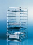 OCA8242 Mobile Oven Rack For Gn Containers
