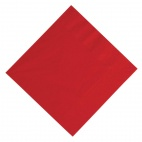 Lunch Napkin 330mm Red
