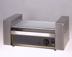 RG7 7 Roller Hot Dog Grill