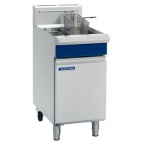 Twin Tank Freestanding Gas Fryers