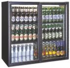 ECO CHILL ECO-DOUBLE-SL 156 Bottle Double Door Bottle Cooler