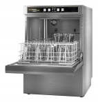 G403S Premium 16 Pint Glasswasher with Built-In Softener - 400mm Basket