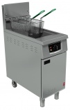 400 Series G401 Single Tank Freestanding Gas Fryer