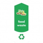 Food Waste Stickers