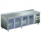 Refrigerated Prep Counters With Doors