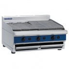 Evolution G596-B 900mm LPG Gas Chargrill