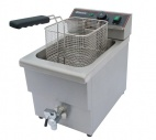 BF-8 8 Ltr Single Tank Electric Fryer with Tap