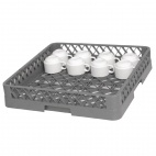 K908 500mm Open Cup Dishwasher Rack