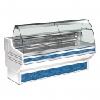 DE824-200 Refrigerated Ventilated Serve Over Counter