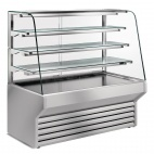Harmony ES212BSV Refrigerated Serve Over Counter