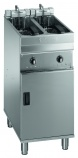 EVO2200 P 2 x 7-8 Ltr Twin Tank Electric Freestanding Fryer with Oil Filtration