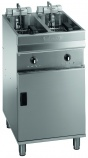 EVO2525 P 2 x 9-10 Ltr Twin Tank Freestanding Electric Fryer with Oil Filtration