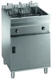 EVO600 P 25-28 Ltr Single Tank Electric Freestanding Fryer with Oil Filtration