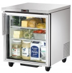 TUC-27G-HC~FGD01 215 Ltr Glass Door Display Fridge