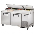 TPP-67-HC 671 Ltr Refrigerated Pizza Prep Table