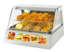 VVC 800 Counter Top Heated Display Cabinet