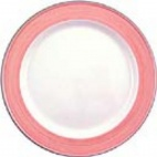 Rio Pink Service Plate