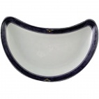 Churchill Venice Crescent Salad Plate