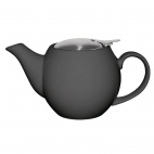 Cafe Teapot 510ml Charcoal