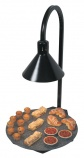 GRSSR20-DL77516 Portable Round Heated Stone with Display Lamp