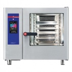 G611 Genius MT 6 x 1/1 GN Natural Gas Combination Oven