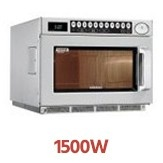 1500w Commercial Microwaves