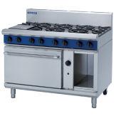 8 Burner Gas Ovens