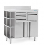 MCAF1000CD Back Bar Coffee Unit