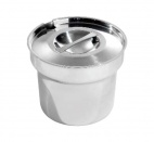 BAMA00018 Stainless Steel Round Pot With Lid