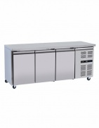 Three Door Refrigerated Prep Counters