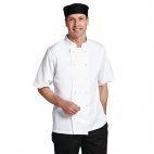 Whites Boston Short Sleeve Jacket White L