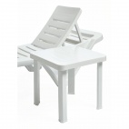 CF116 Sun Lounger Side Table