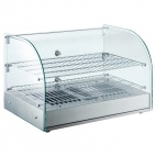 CK916 45 Ltr Two Shelf Heated Food Display