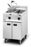 Opus 800 OE8113/OP 2 x 17 Ltr Electric Twin Tank Fryer
