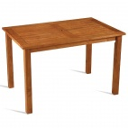 Wooden Table Rectangular 1200 x 800mm