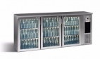 E3/222GMUCS84 537 Ltr Glass Door Bottle Cooler