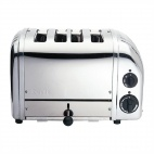 Bun Toaster 4 Bun Polished