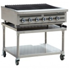 IRB-36/N Natural Gas Radiant Chargrill