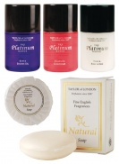 Platinum Range Toiletries