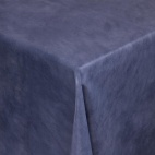 E673 Blue Marble Tablecloth