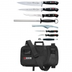 DL386 8 piece Knife Set With Bag