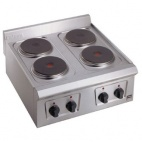 4 Plate Electric Boiling Tops
