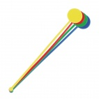 CE902 Drink Stirrers Mixed Colours