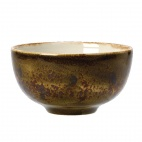 Craft Brown Chinese Bowls 127.5mm